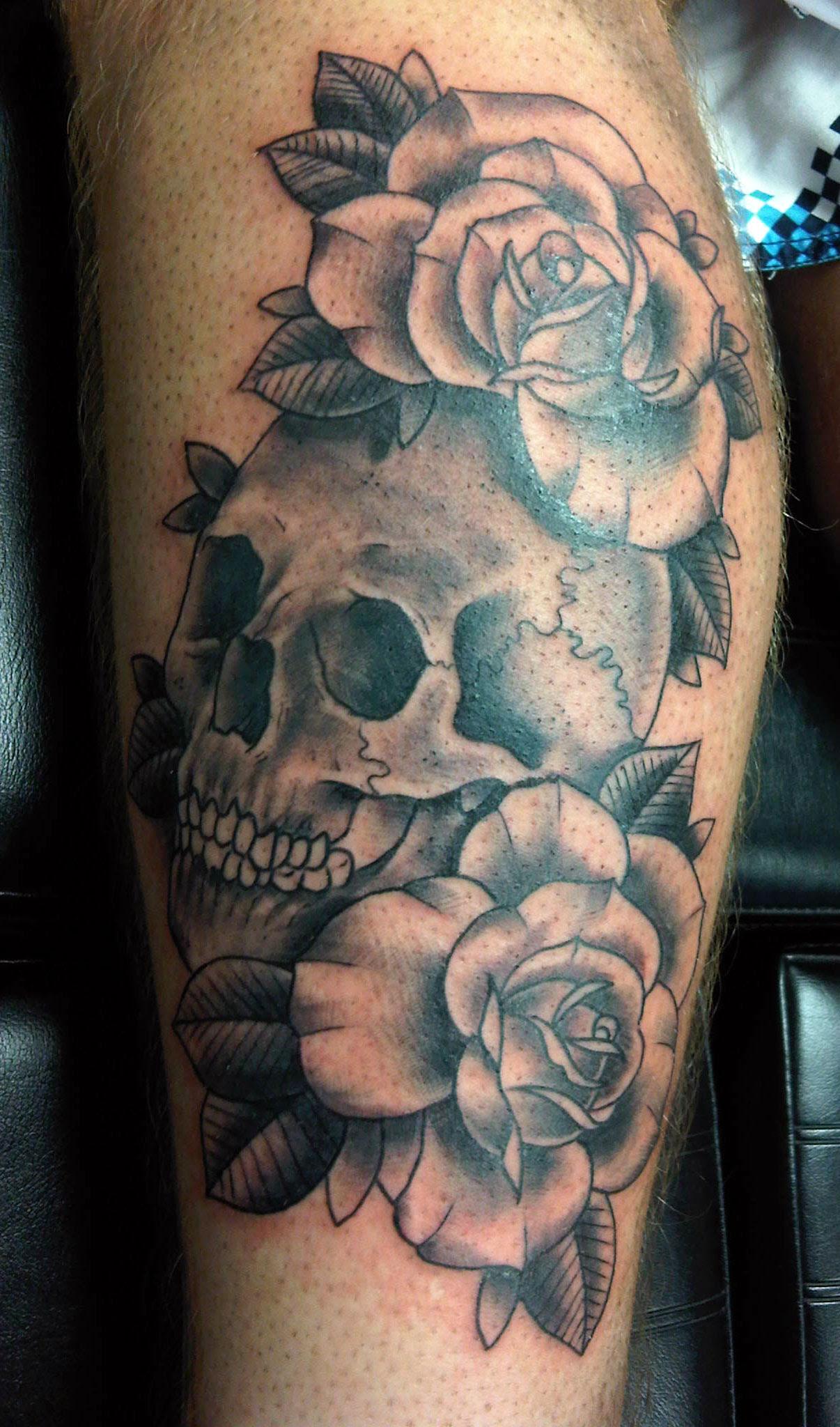 Roses Tattoo Ideas Cool Tattoos Bonbaden