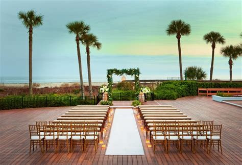 Destination Wedding Ideas: Hilton Head Island Weddings