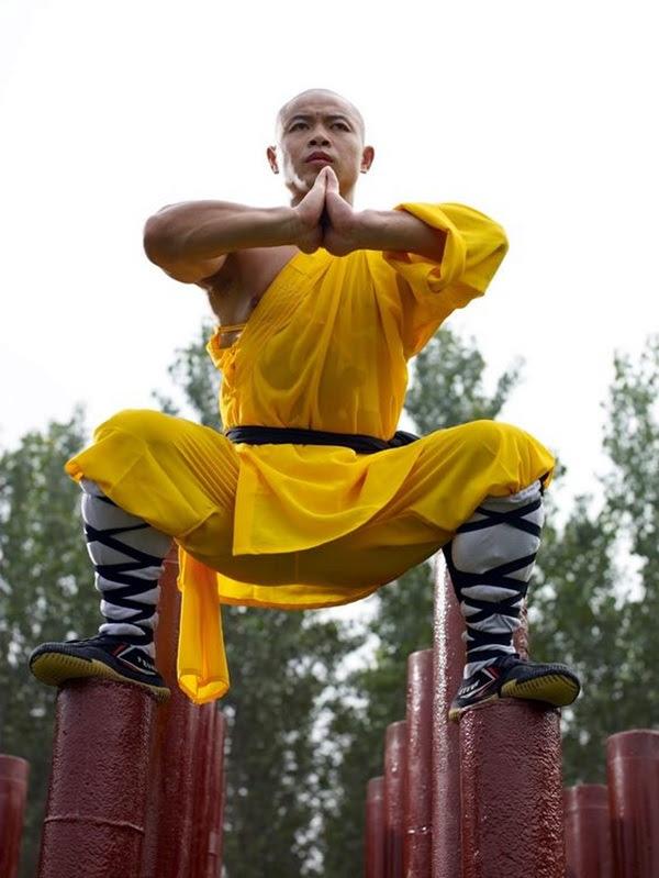 Shaolin monk Martial Art Demonstrations (15)