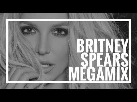Britney Spears Megamix: The Evolution Of Britney