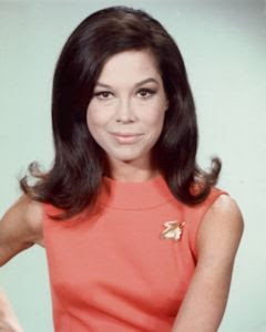 Mary Tyler Moore - Photo courtesy of Pioneers of Television archives