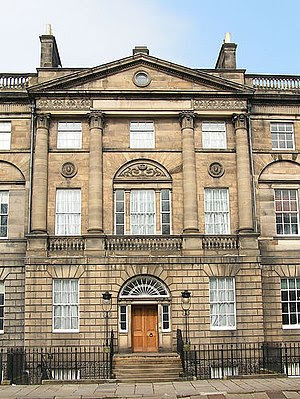 Bute House in Charlotte Square, official resid...