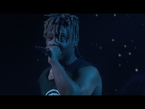 "Juice WRLD Performs ""Lucid Dreams"" On 'Jimmy Kimmel Live'"