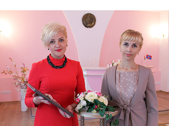 О. Воронова и Е. Клокова