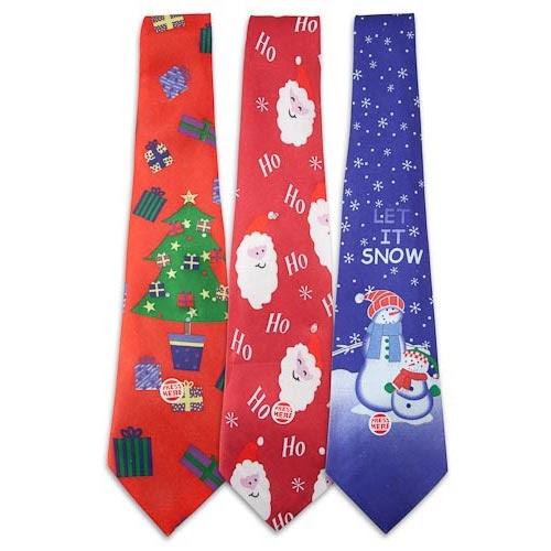 Christmas Light Up Ties | Christmas Ideas