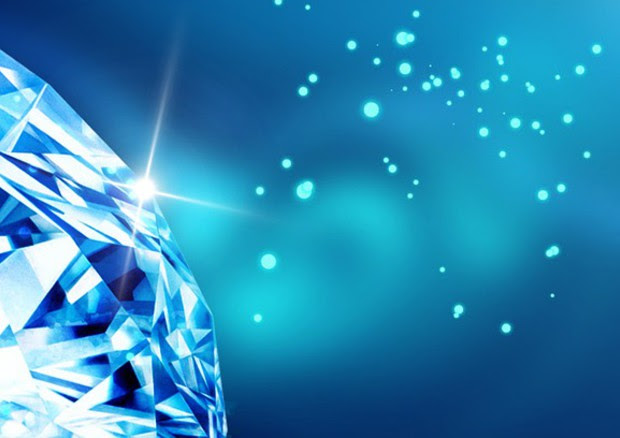 Un diamante blu (fonte: pixabay) © Ansa