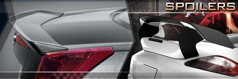 Cadillac CTS Spoilers - 2004