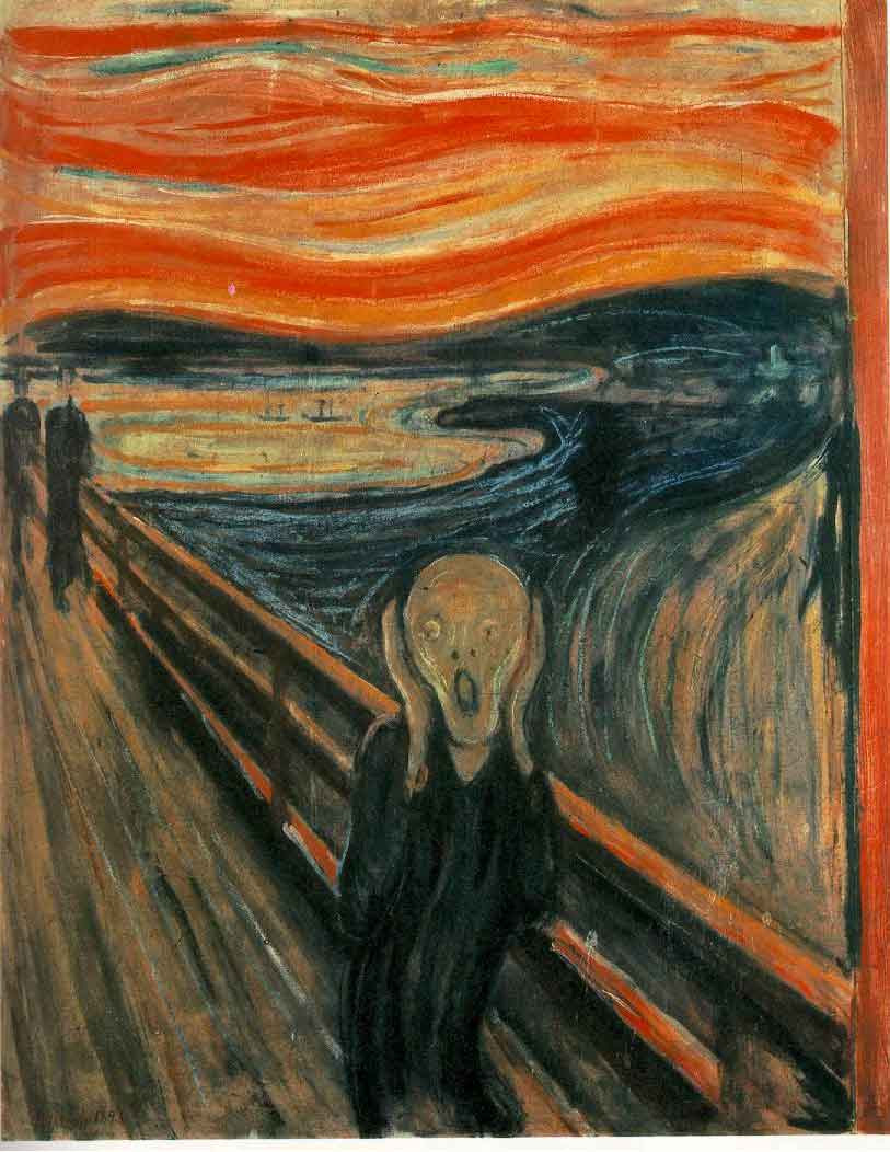 Image result for The Scream 1893