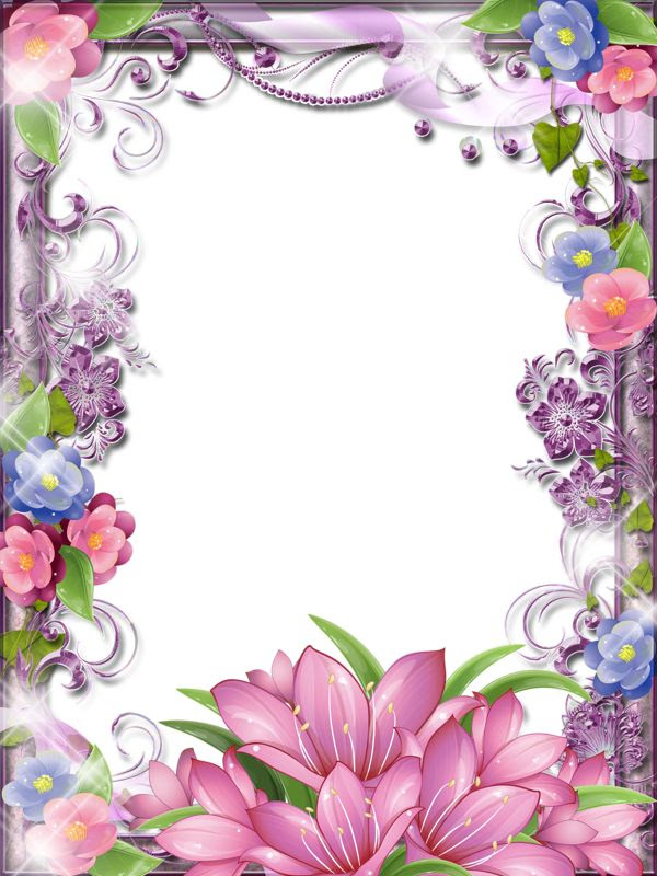 Free Beautiful Borders And Frames For Projects Download Free Clip