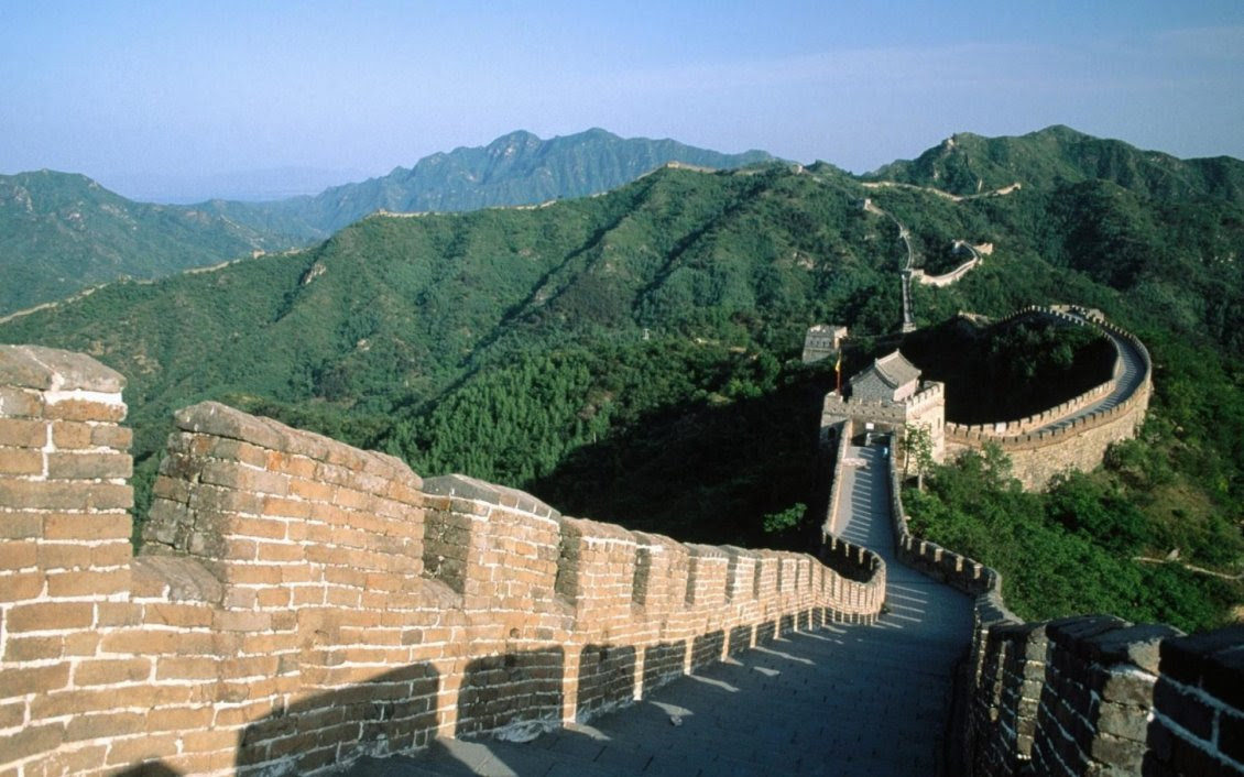 The Great Wall Of China World Wonders Wallpaper