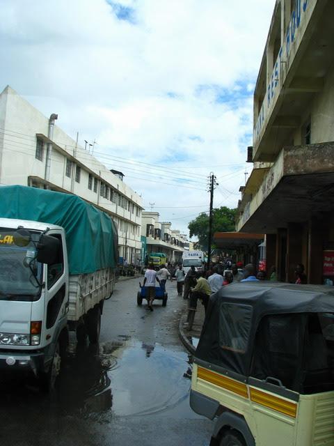 Traficul din Mombasa