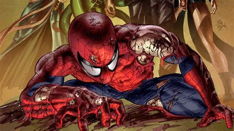 Comics spider man marvel new avengers wallpaper   (9651)