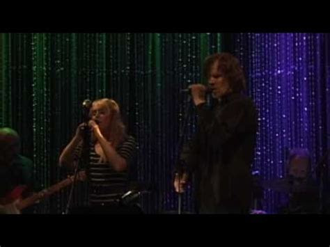 Isobel Campbell & Mark Lanegan   Wedding Dress live 10/14