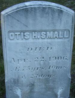 Otis Harriman Small
