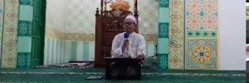 Kajian Islam Fiqih Shalat Bagian Ke-4 Kitab Riyadhus Shalihin di Masjid Darun Najah Tarakan 20190910