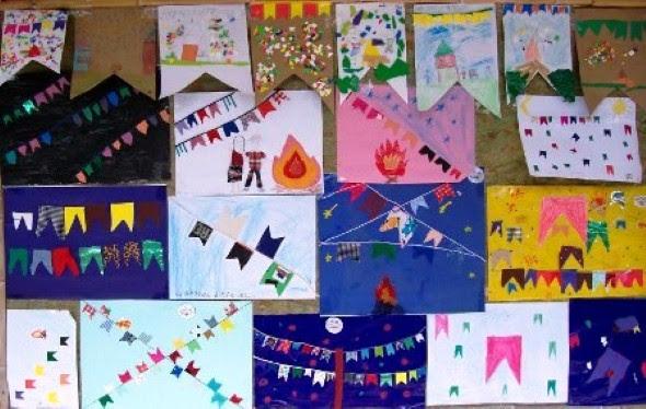 20 Dicas De Decoracao Festa Junina Para Educacao Infantil