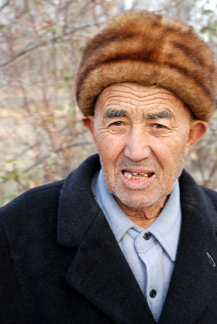 Man from Bukhara