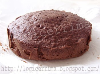[ Torta Cacao Microonde ]