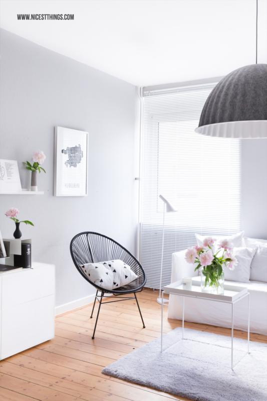 Wohnzimmer Einrichten Weiße Möbel Einzigartig On ...