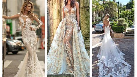 100  Unique, Beautiful & Hot Wedding Dresses Creative