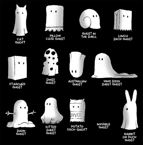 13 ghosts by Ape Lad