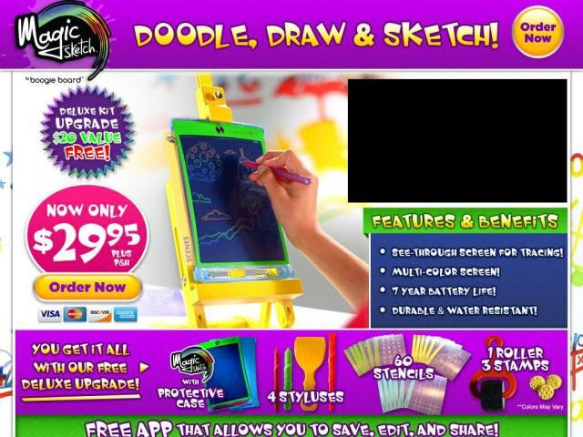 Image result for Magic Sketch