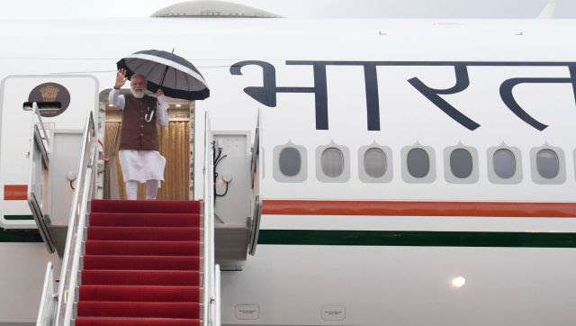 All of Modi's previous visits had his signature massive meetings with the Indian-American community in particular the one at the Madison Square Garden in 2015, and thereafter the last one was Houston in 2019. However, because of COVID-19 restrictions, no large event for the prime minister is being planned. Image Courtesy: @MEAIndia/Twitter
