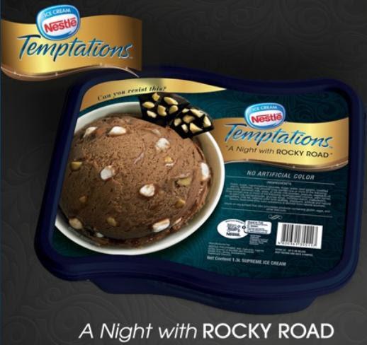 rocky road nestle