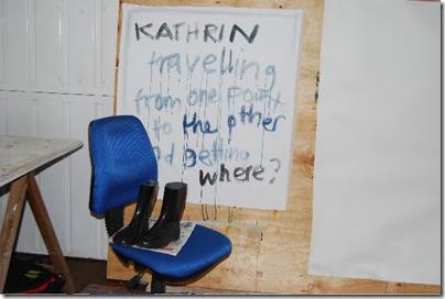 Kathrin Racz - am Montag Bericht vom Freitag