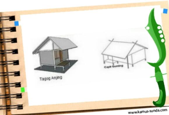 87+ Gambar Rumah Adat Sunda Badak Heuay HD