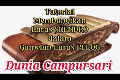 Variasi bentuk serta susunan tangga nada dalam gamelan Jawa