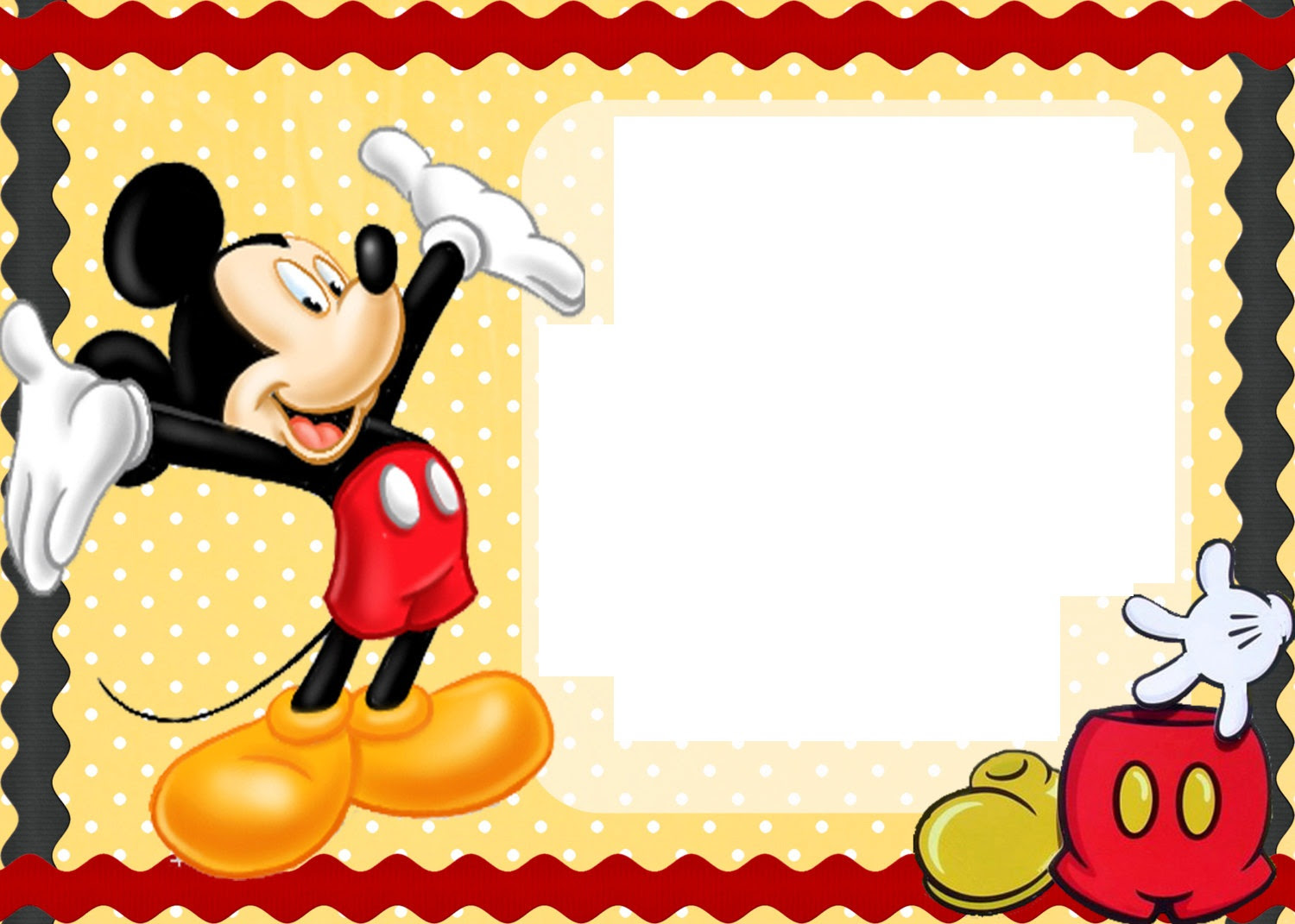 Mickey Mouse Framed Pictures Picture Frame Ideas