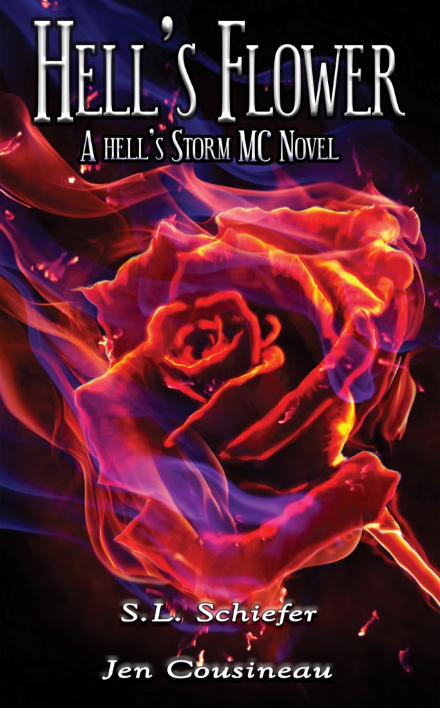 Hell's Flower Cover