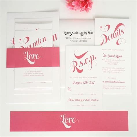 6421 best Wedding Ideas images on Pinterest   Invitation