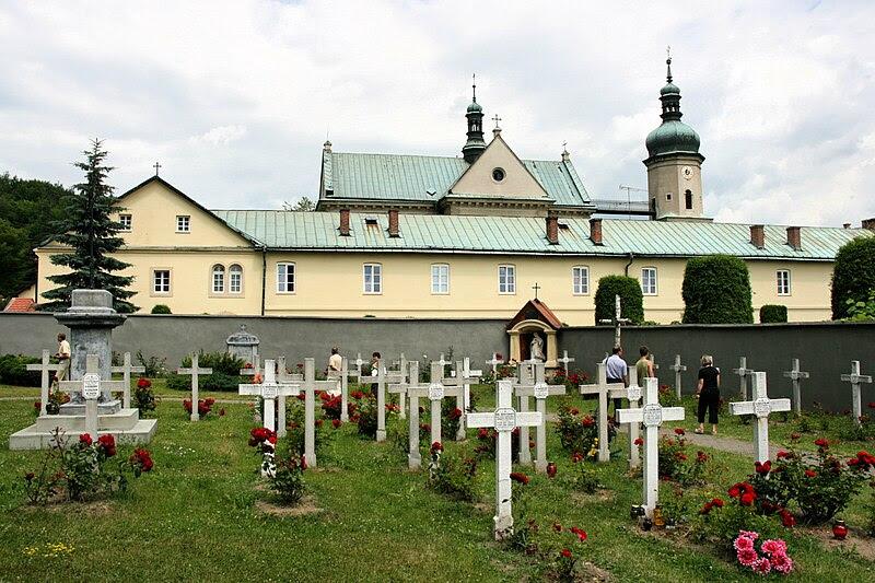 File:Czerna Monastery of Discalced Carmelites, Poland.jpg