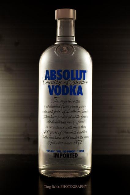 brown vodka