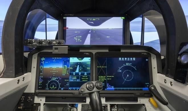 NASA тестирует цифровой экран, который заменит стекло в кабинах новейших сверхзуковых самолетов
