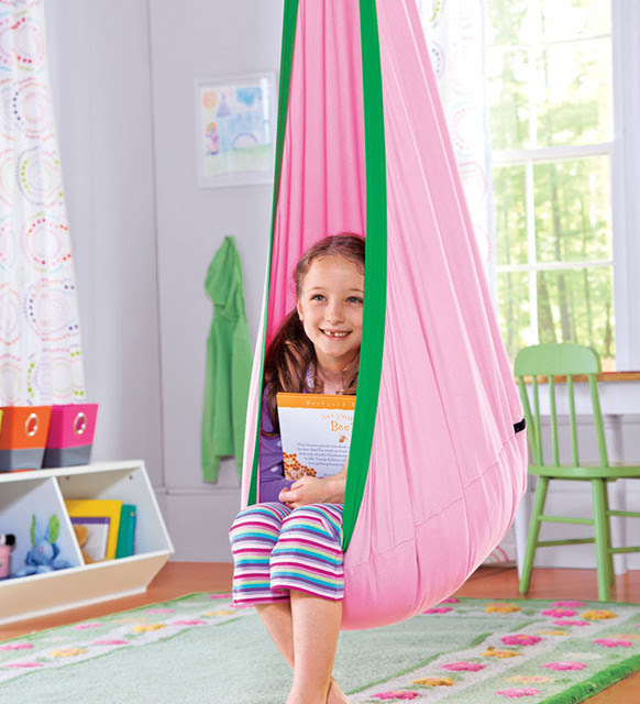 Hanging Chair For Bedroom - World of Colors Interior