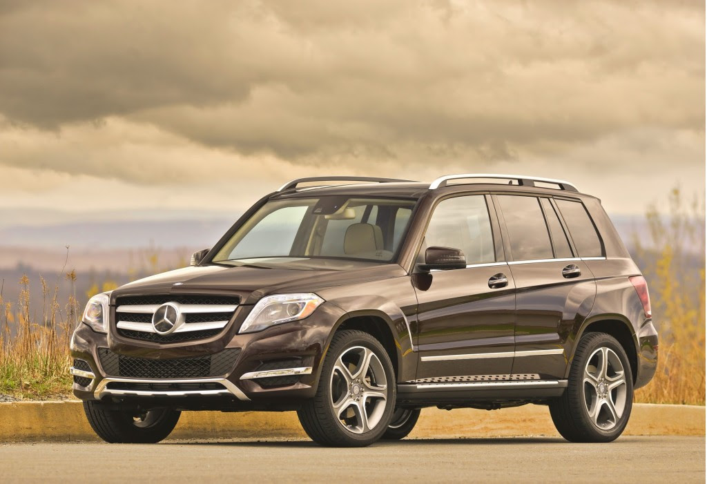 2014 Mercedes-Benz GLK Class Pictures/Photos Gallery - The ...