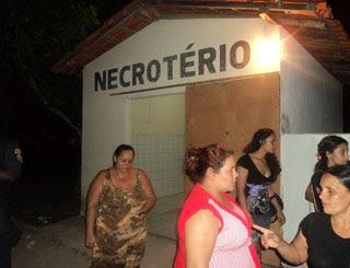 necroterio MA (Foto: Enedilson Oliveira dos Santos/Divulgação)