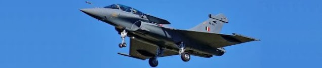 Indian Air Force Activates Second Rafale Squadron