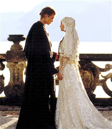 Wedding Dress Inspiration ? Star Wars   Wedding Inspirasi