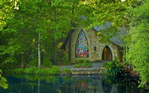 Ida Cason Callaway Memorial Chapel   Places to Explore
