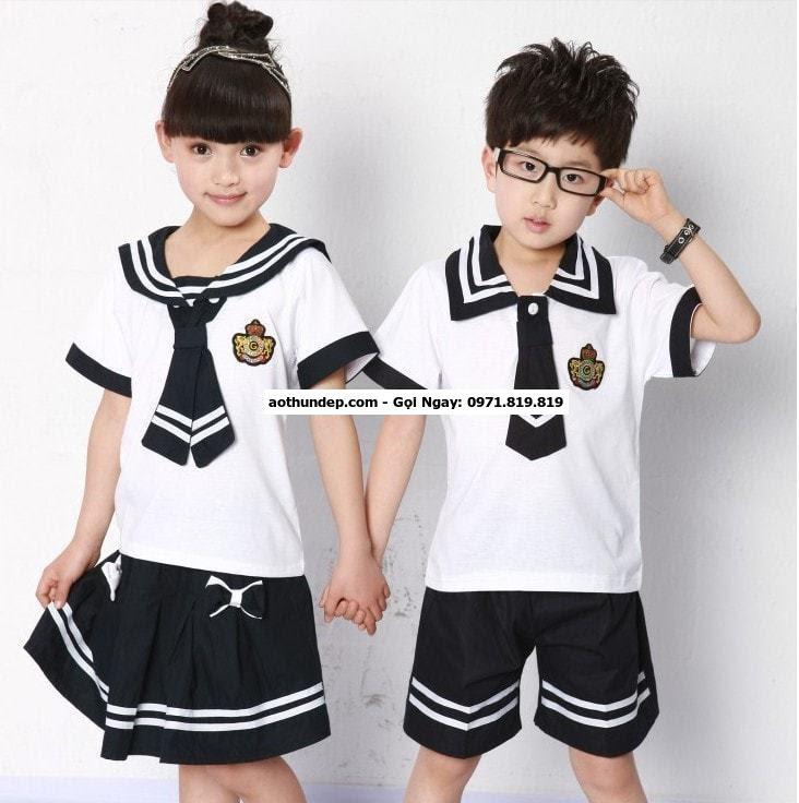 cửa hàng bán đồng phục học sinh