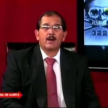 Efrain Rodriguez, o 'profeta' (Foto: Reprodução)