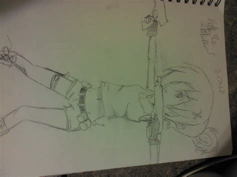 gun girl anime drawing photo  fanpop
