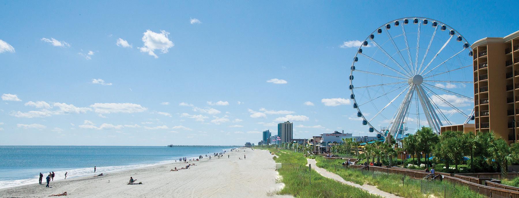 Myrtle Beach Oceanfront Resort South Carolina Hotels