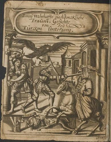 Zwey Nachdänckliche Traum-Gesichte 1684 (HAB)