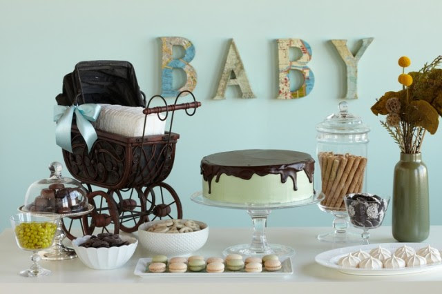 Welcome To The World Baby Shower Making It Lovely