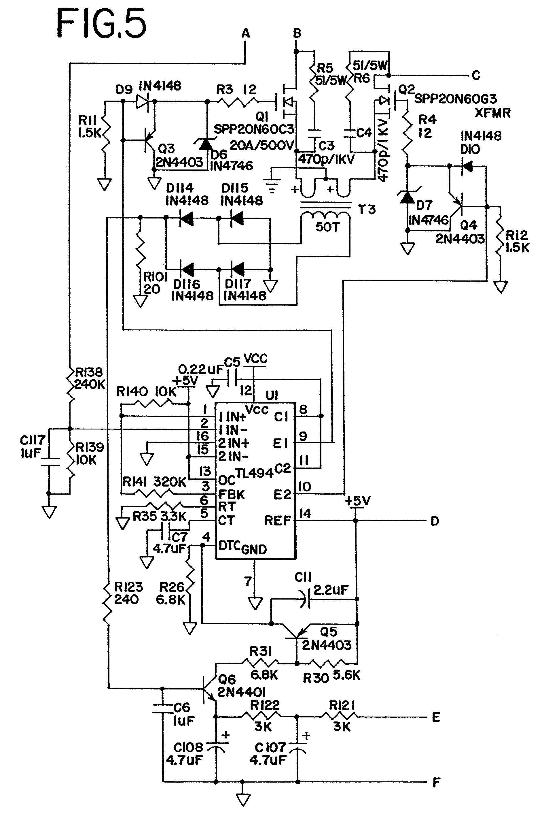 Bosch Battery Charger Circuit Diagram